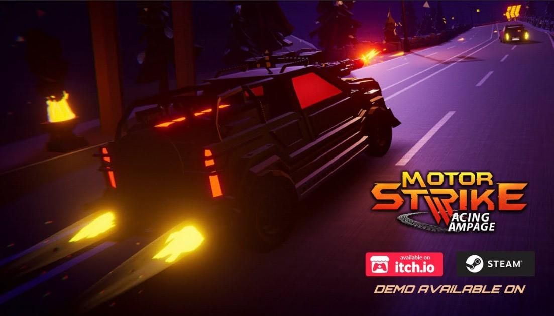 Motor Strike Racing Rampage Xbox One Download Full Version Game
