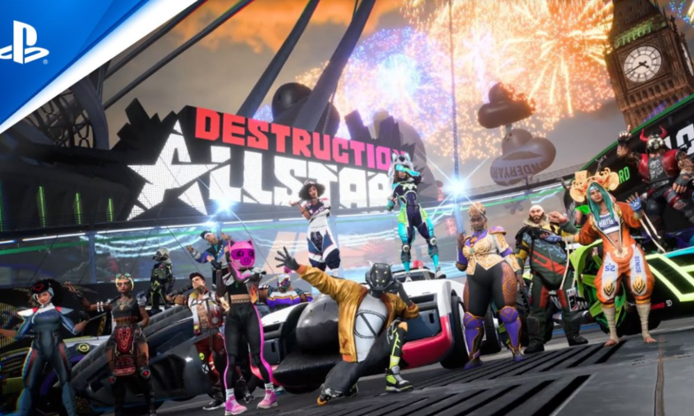 Destruction Allstars Download Pc Game Full Version Free Download