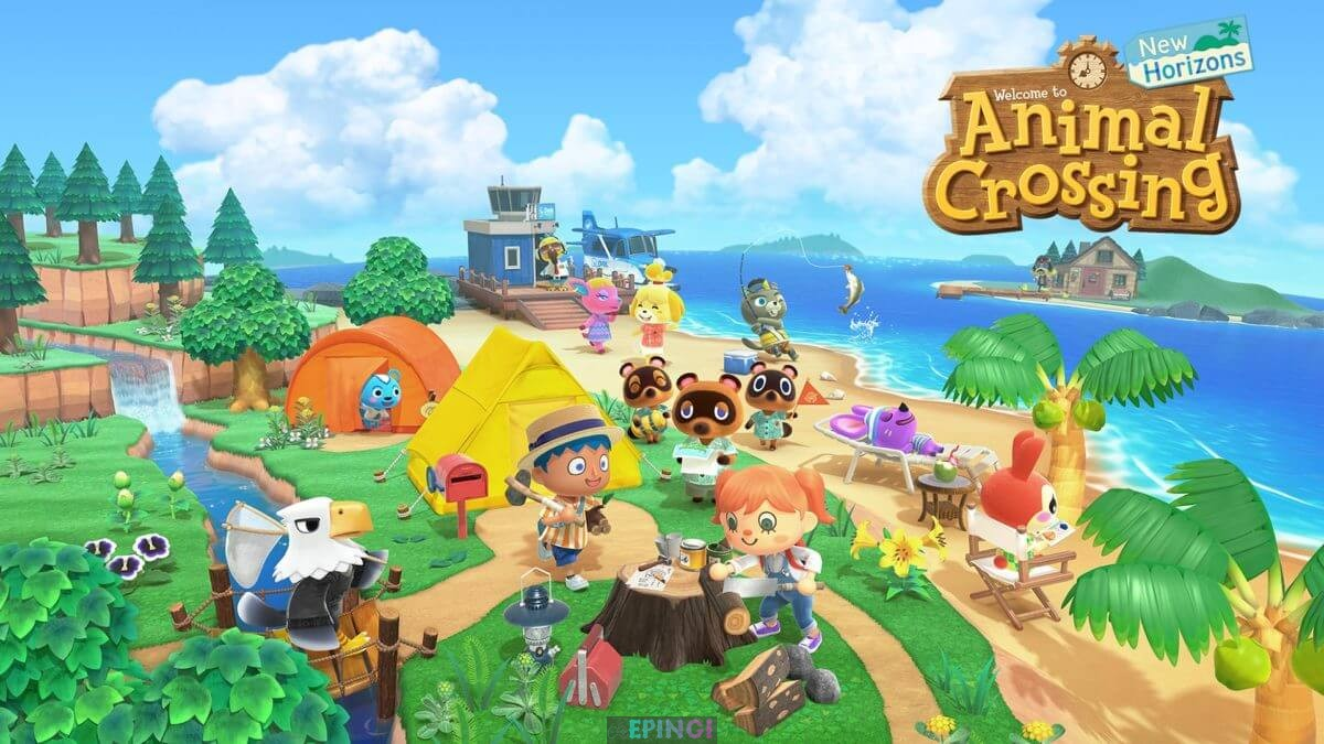 Animal Crossing New Horizons Download Full Game PC For Free