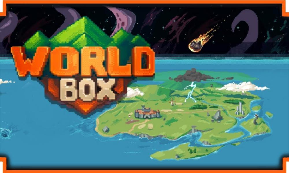 WorldBox God Simulator Download For Free