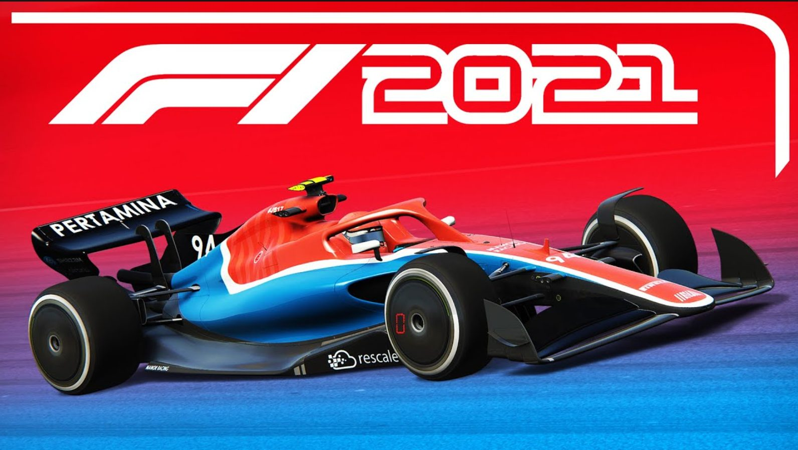 F1 2021 PC Game Full Version Setup Free Download