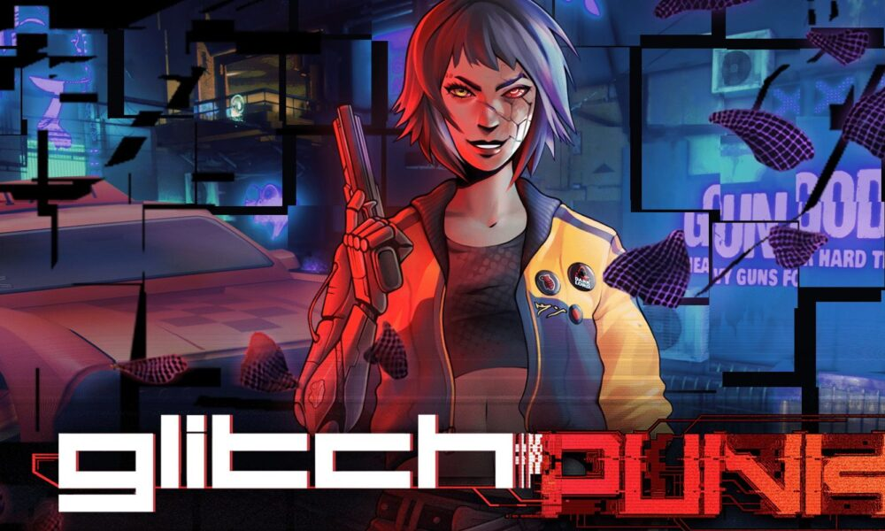 Glitchpunk Full Version Free Download macOS